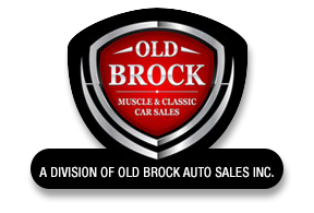 Old Brock Muscle and Vintage Cars